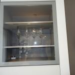 06 Küche IOS beleuchtete Glaselemente