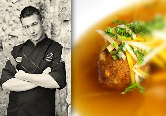 Valentinstag Kochkurs & Dinner mit Markus Grillenberger, am Samstag, 14.2.2015