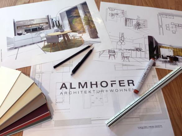 Kuechen-Planung von Almhofer